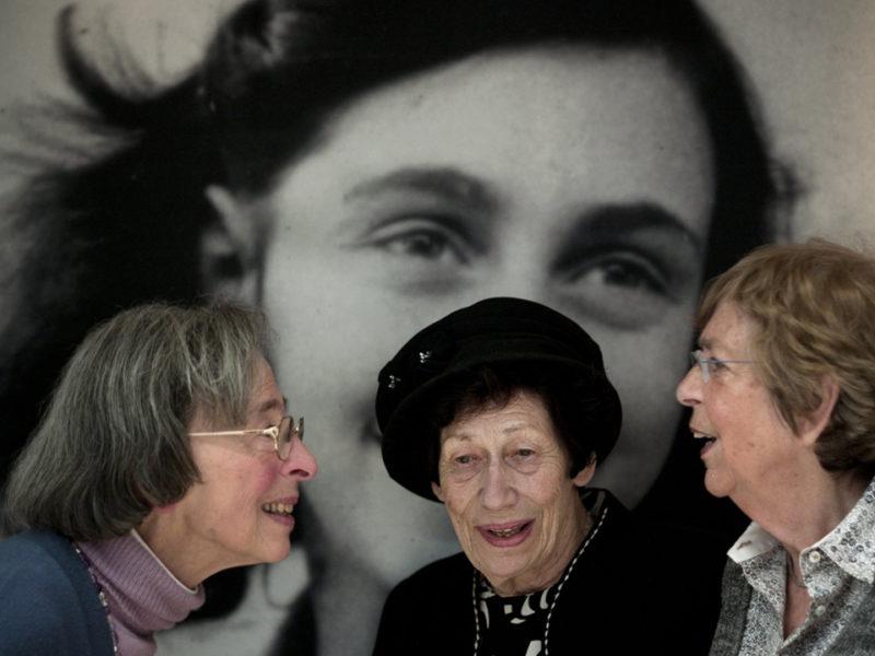 KRO-NCRV | Classmates of Anne Frank