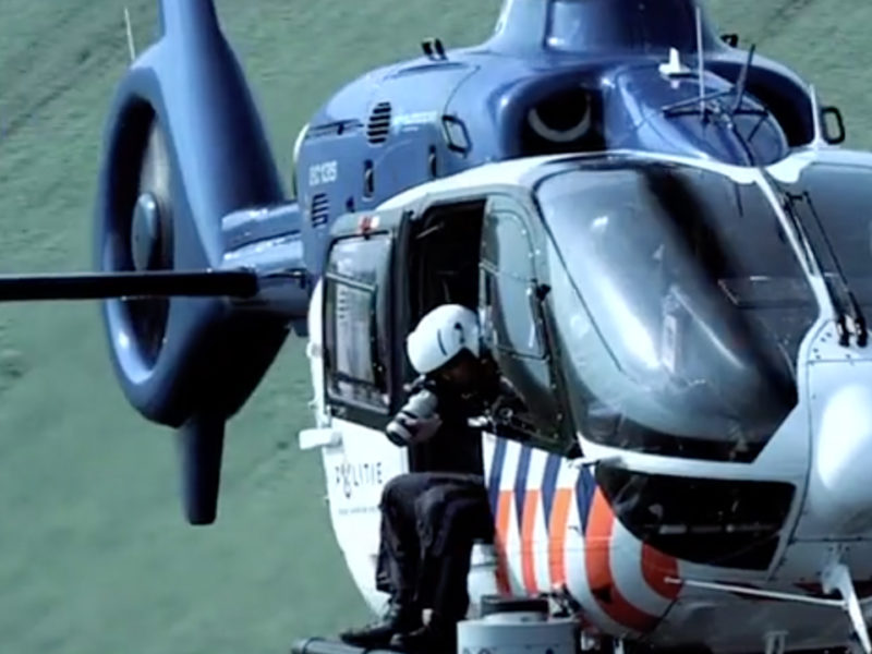RTL 4 | Aerial Police Unit